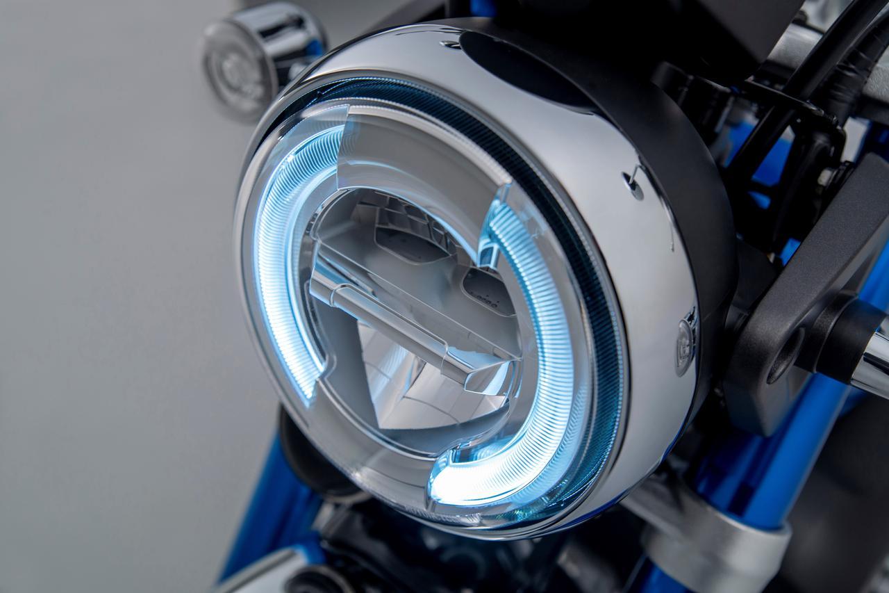 Images : 5番目の画像 - 【写真49枚】ホンダ「モンキー125」(欧州仕様・2022年モデル) - webオートバイ