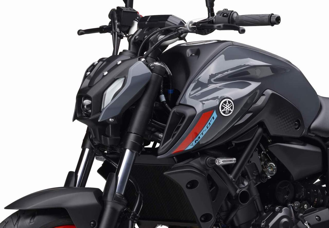 画像: ヤマハ新型「MT-07」発売!- webオートバイ