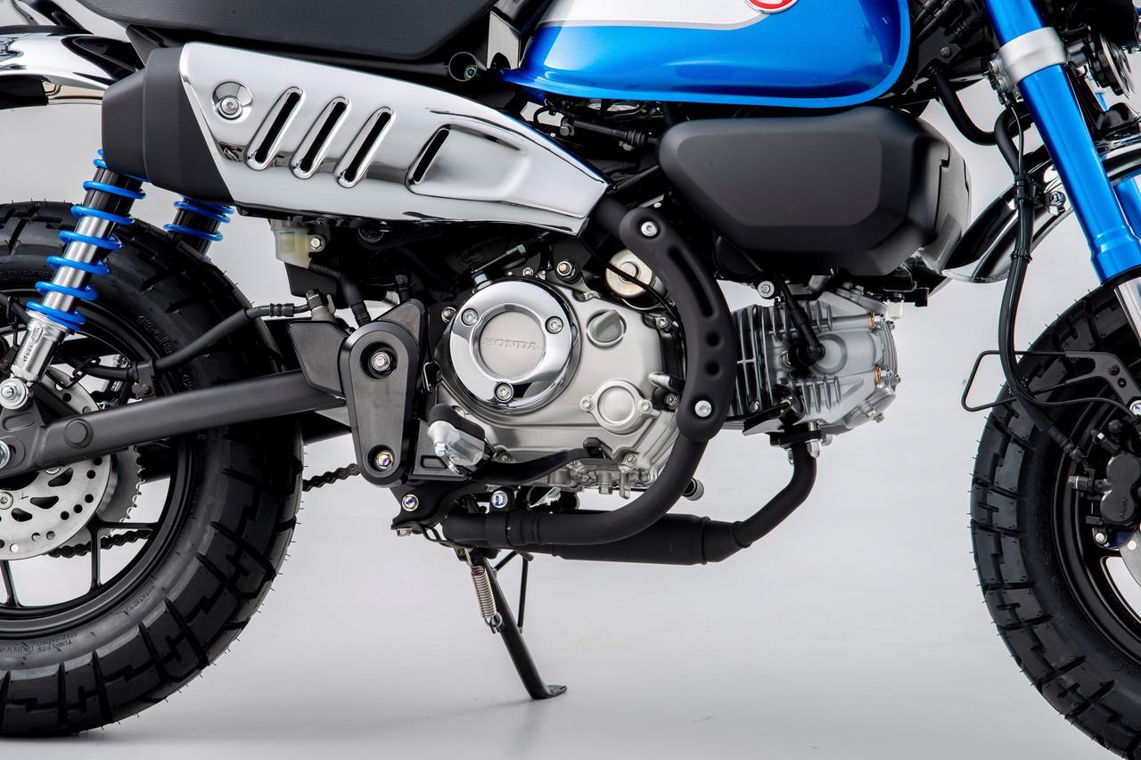 Images : 9番目の画像 - 【写真49枚】ホンダ「モンキー125」(欧州仕様・2022年モデル) - webオートバイ