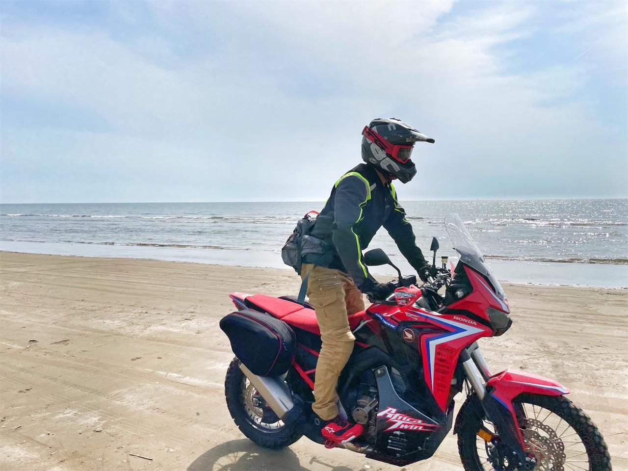 画像3: 能登一周、千里浜なぎさドライブウェイへ|ふぐとカラスミ、ホタルイカを堪能