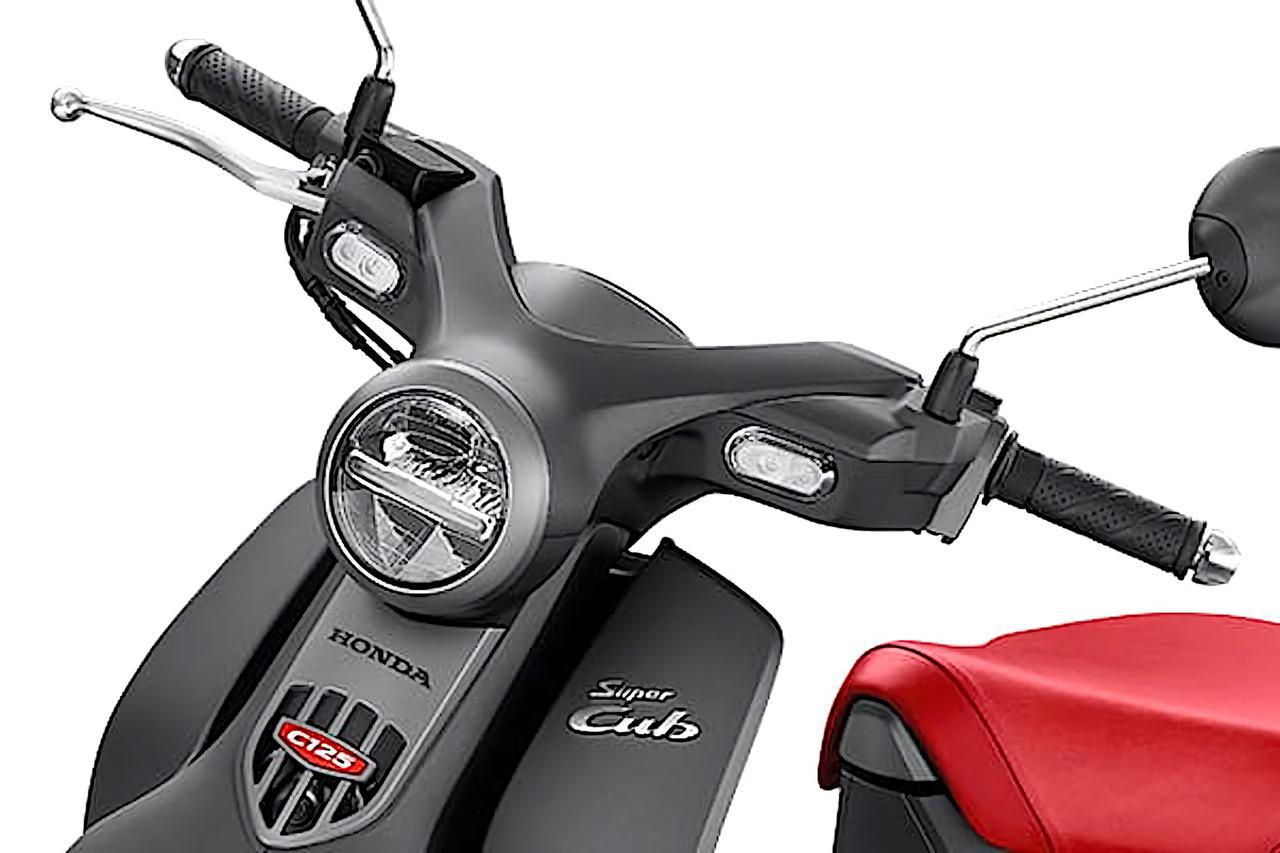 画像: ホンダ新型「スーパーカブC125」タイ仕様の情報 - webオートバイ