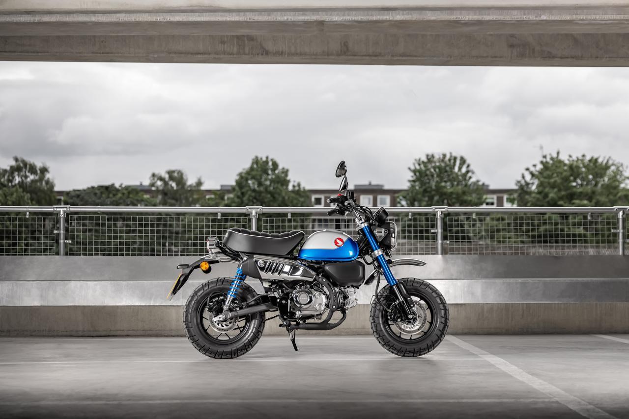 Images : 1番目の画像 - 【写真49枚】ホンダ「モンキー125」(欧州仕様・2022年モデル) - webオートバイ