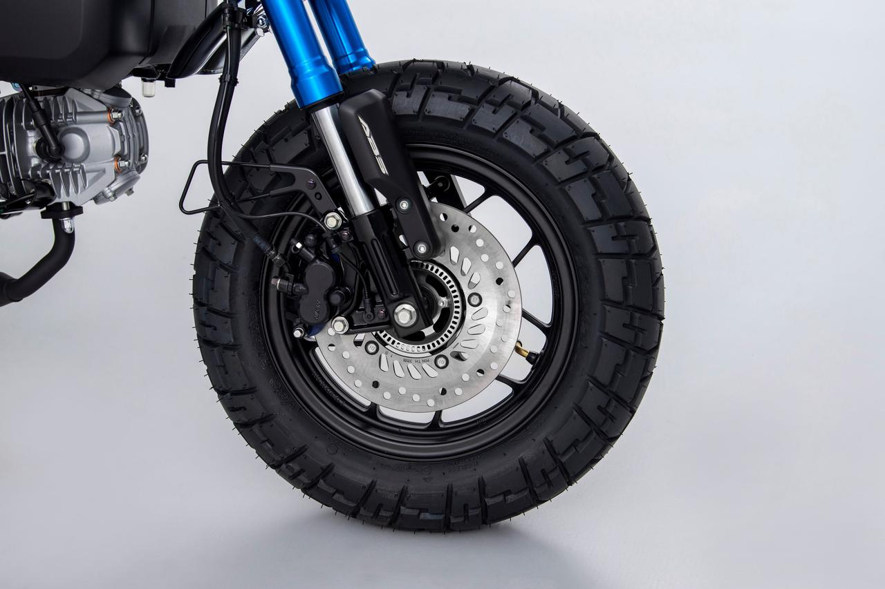 Images : 13番目の画像 - 【写真49枚】ホンダ「モンキー125」(欧州仕様・2022年モデル) - webオートバイ
