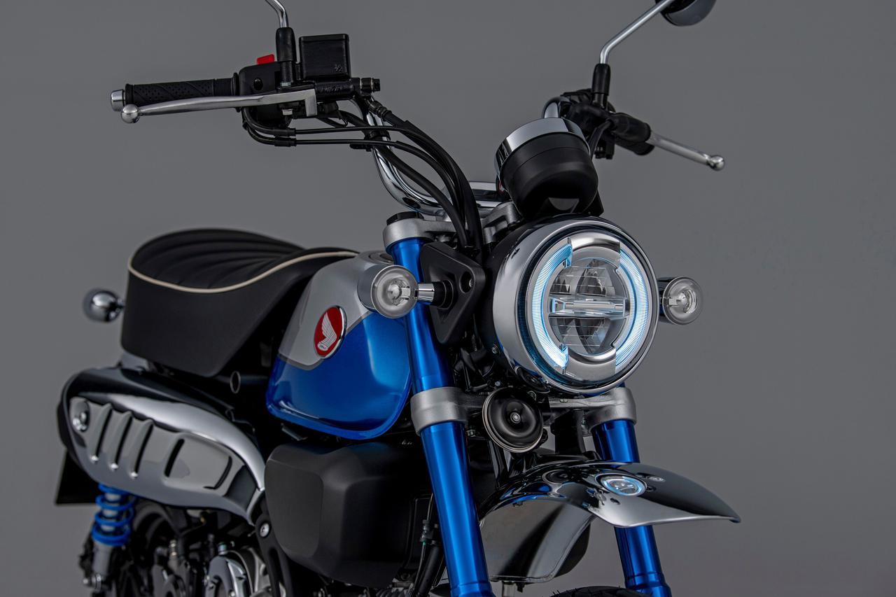 Images : 4番目の画像 - 【写真49枚】ホンダ「モンキー125」(欧州仕様・2022年モデル) - webオートバイ