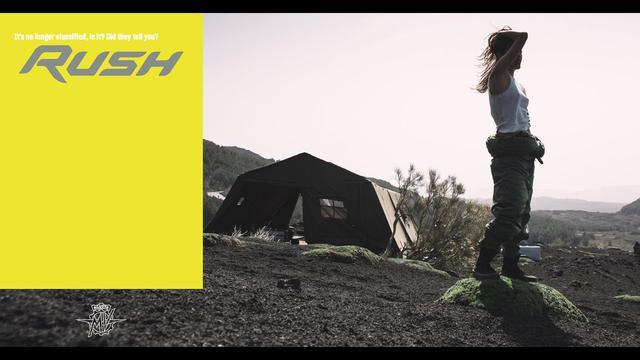 画像: 【走行映像】CLASSIFIED - MV Agusta RUSH 2021 www.youtube.com