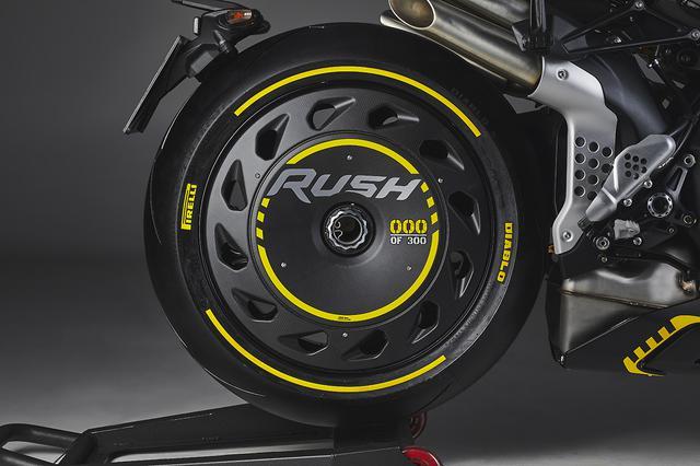 画像6: MVアグスタ「ラッシュ」2021年モデルの特徴
