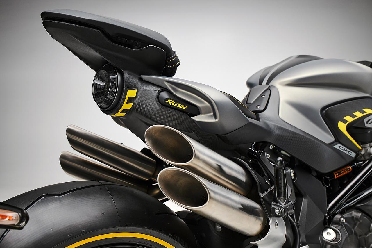 画像5: MVアグスタ「ラッシュ」2021年モデルの特徴