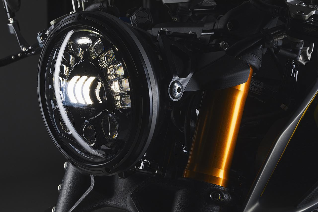 画像4: MVアグスタ「ラッシュ」2021年モデルの特徴