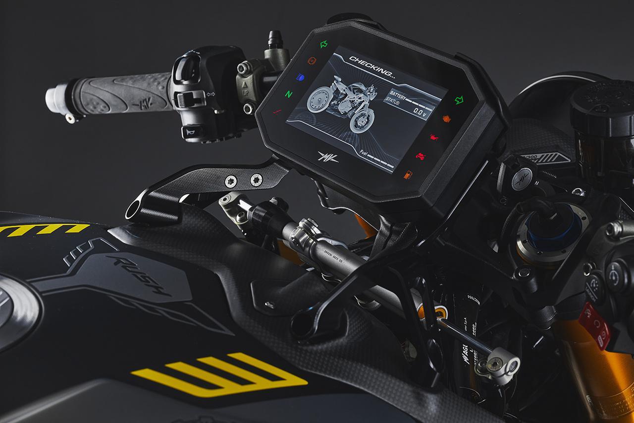 画像3: MVアグスタ「ラッシュ」2021年モデルの特徴