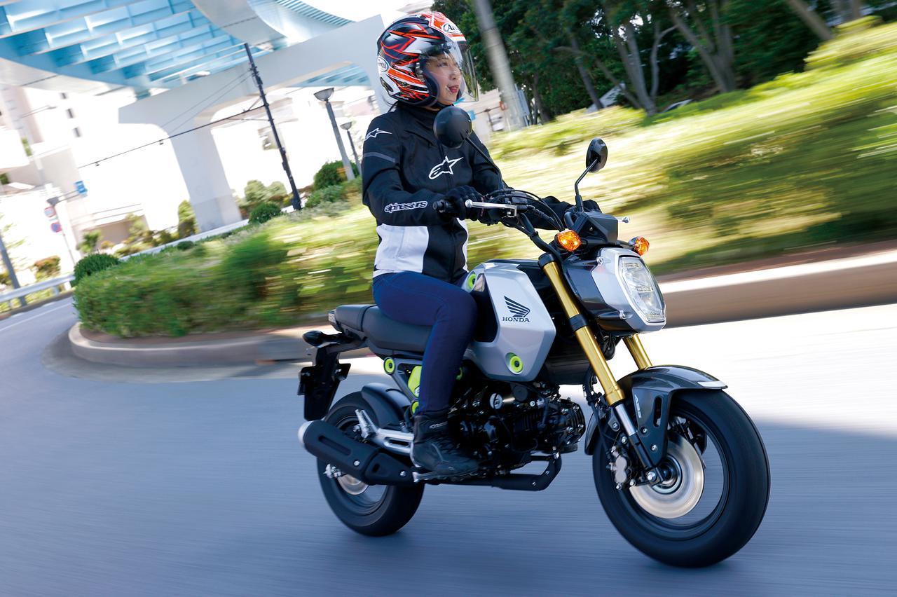 画像: 【インプレ】ホンダ「グロム」(2021年) - webオートバイ