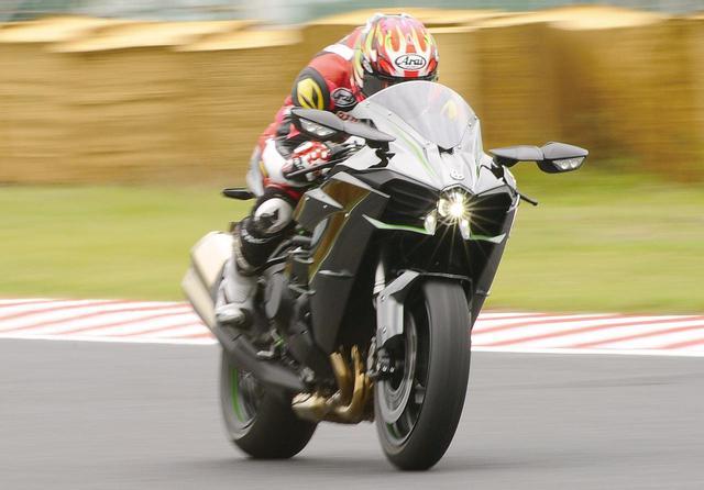 画像: チュートリアル福田充徳さんがいま気になっているバイクとは?