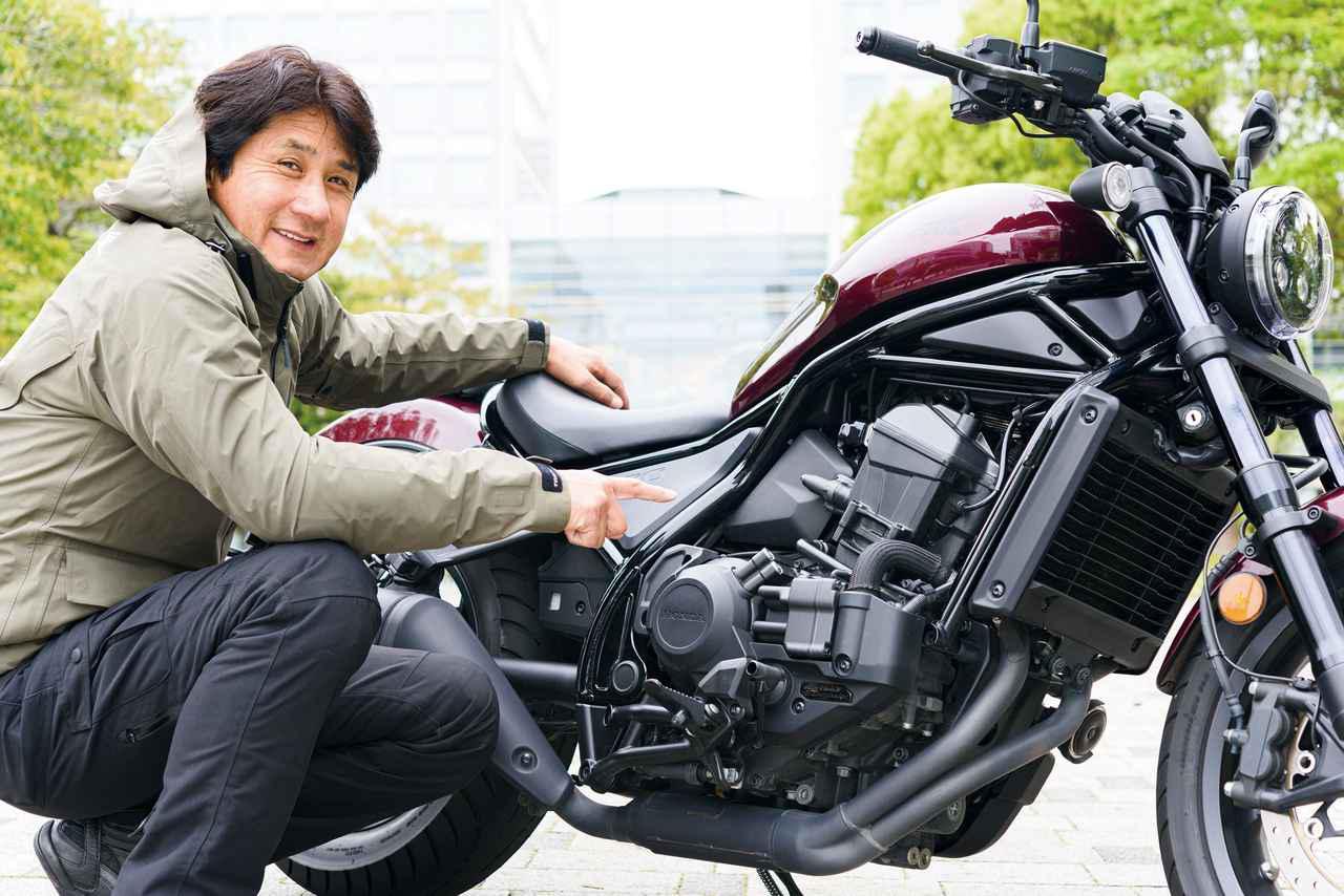 画像1: 伊藤真一が選ぶ2021年のナンバーワン・バイク【ジャパン・バイク・オブ・ザ・イヤー 2021 直前企画】