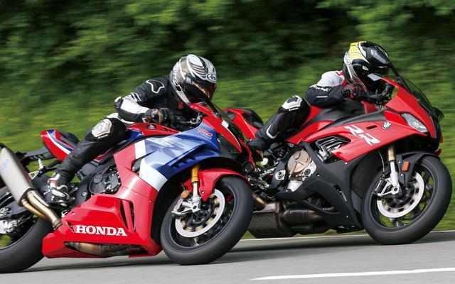 画像: 【八代俊二のインプレ】ホンダ「CBR1000RR-R FIREBLADE/SP」・BMW「S 1000 RR」比較 - webオートバイ