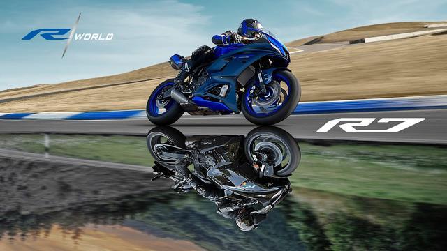 画像: 【動画】2021 Yamaha R7 - Where R/World Meets Yours www.youtube.com