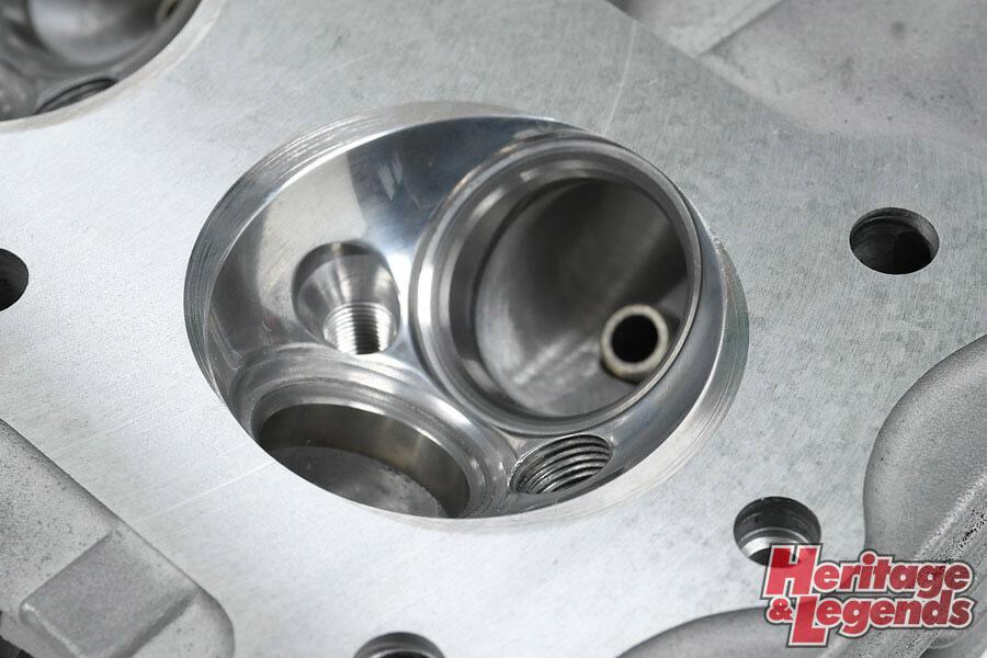 画像2: 求めるトップ形状や軽さ、耐久性を満たす鍛造ピストン