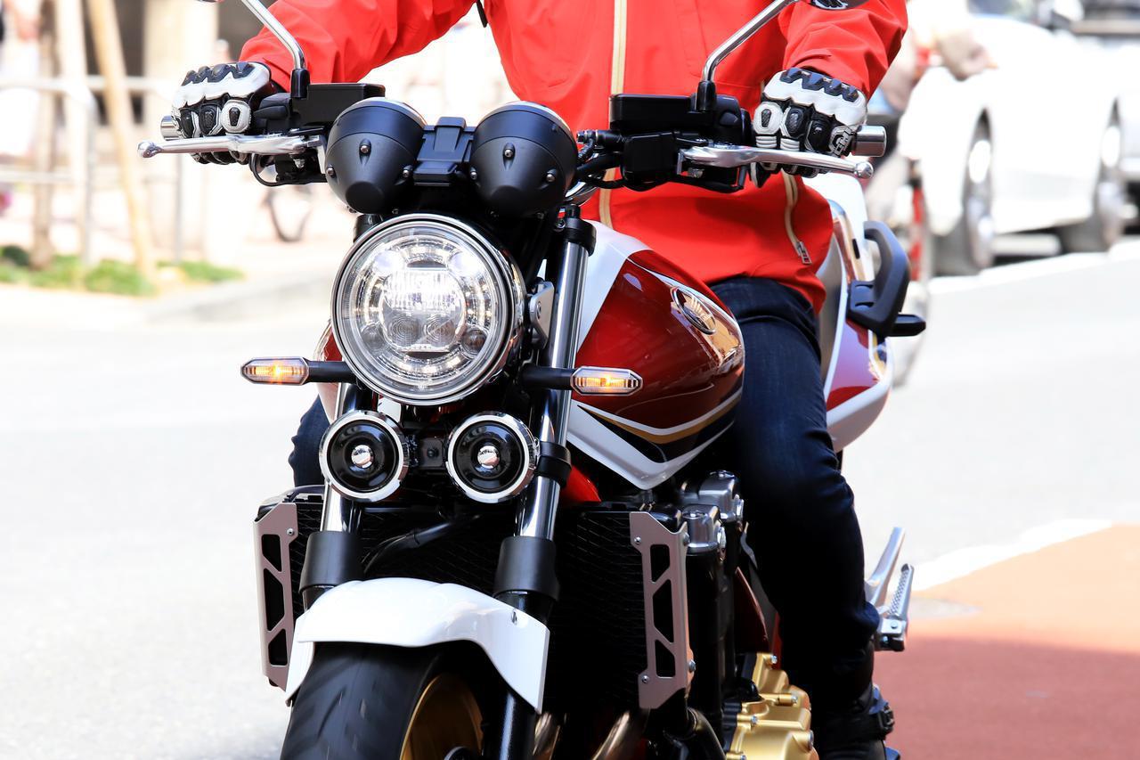 画像: ホンダ「CB1300SF」インプレ(2021年・竹山ケンタ) - webオートバイ