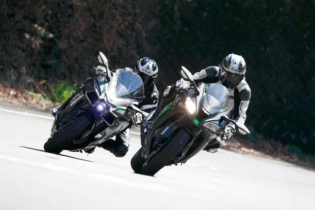 画像: カワサキの電子制御サスペンション「KECS」とは? - webオートバイ