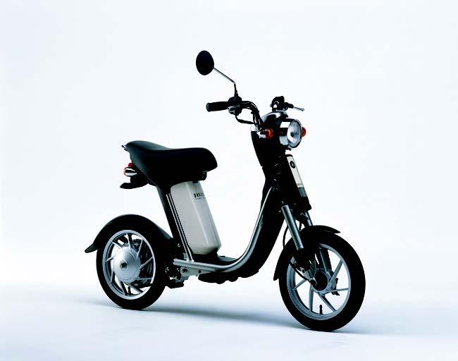 画像: 世界の電動2輪車図鑑:7 ヤマハ パッソル・エル - LAWRENCE - Motorcycle x Cars + α = Your Life.