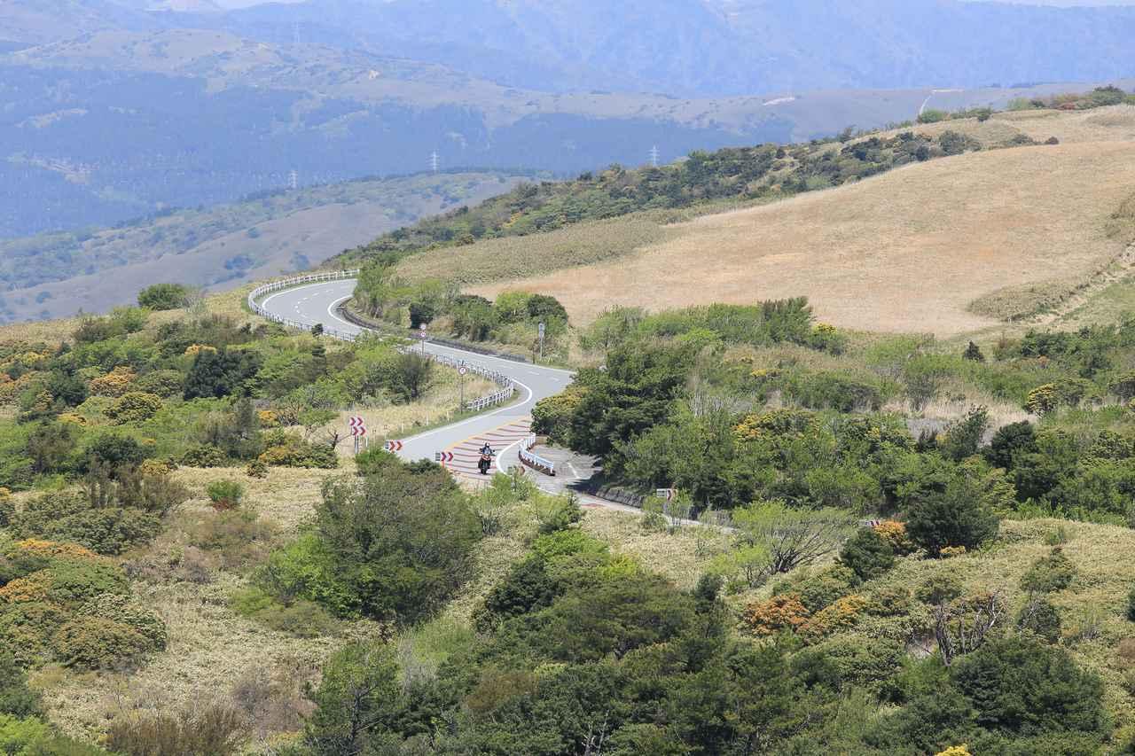 画像1: 東京五輪の開催時に、迂回路として伊豆スカイラインの通行を推奨