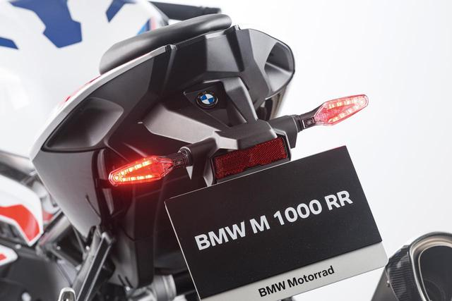 画像7: BMW「M1000RR」各部装備・ディテール解説