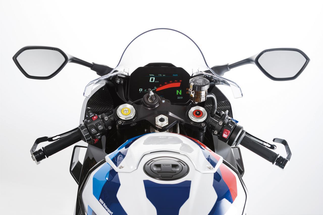 画像4: BMW「M1000RR」各部装備・ディテール解説