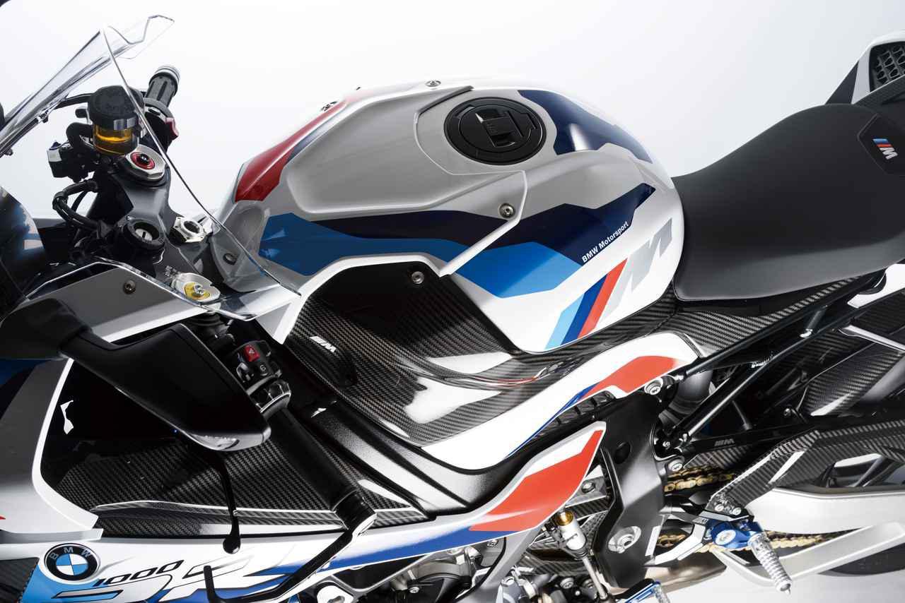 画像8: BMW「M1000RR」各部装備・ディテール解説