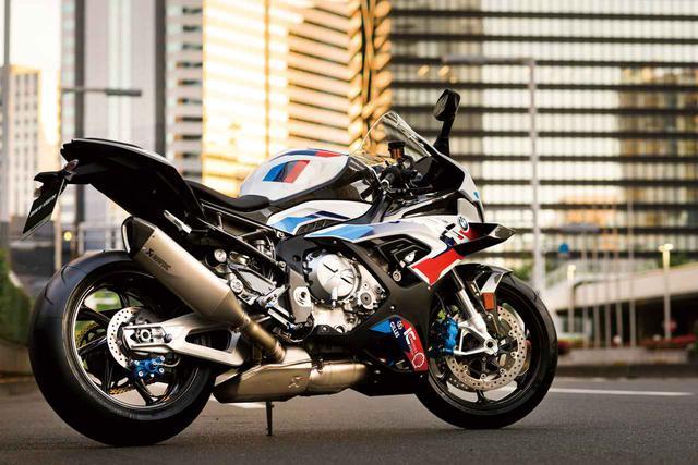 画像1: BMW「M1000RR」の特徴