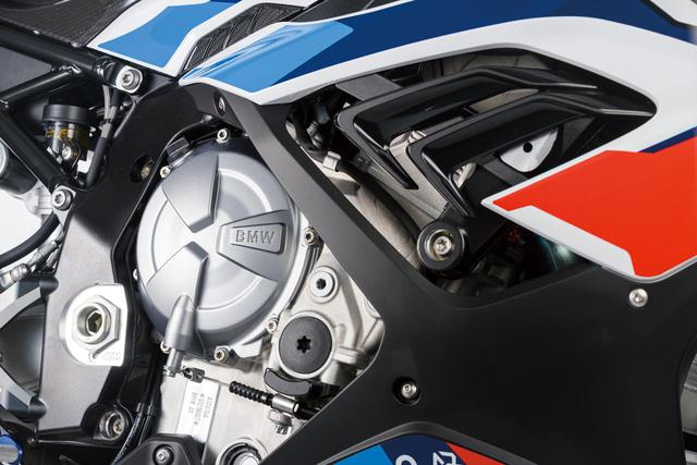 画像1: BMW「M1000RR」各部装備・ディテール解説