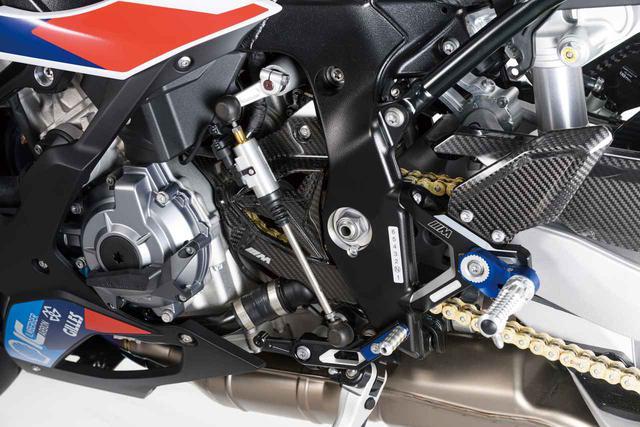 画像5: BMW「M1000RR」各部装備・ディテール解説