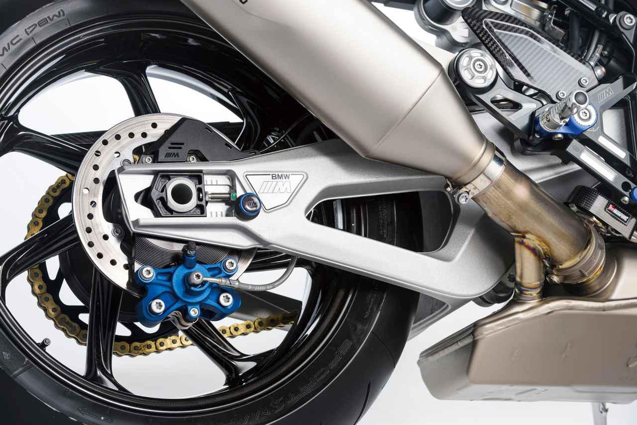 画像2: BMW「M1000RR」各部装備・ディテール解説