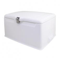 画像: 集配用大型キャリーボックス[白]
