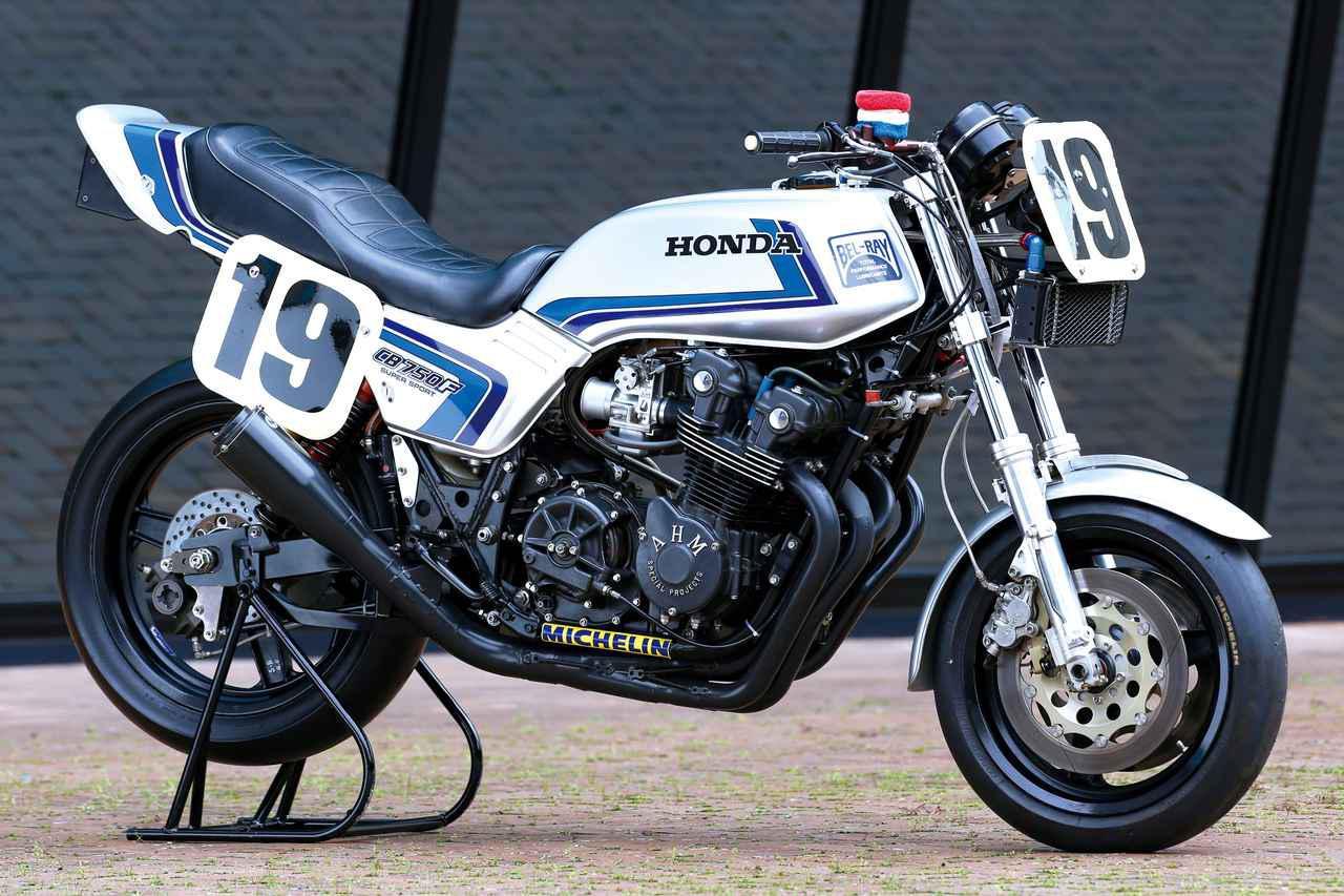 """画像1: ホンダ「CB750F」を解説! 空冷CBの頂点を極めた栄光のモデル""""エフ""""【バイクの歴史】"""