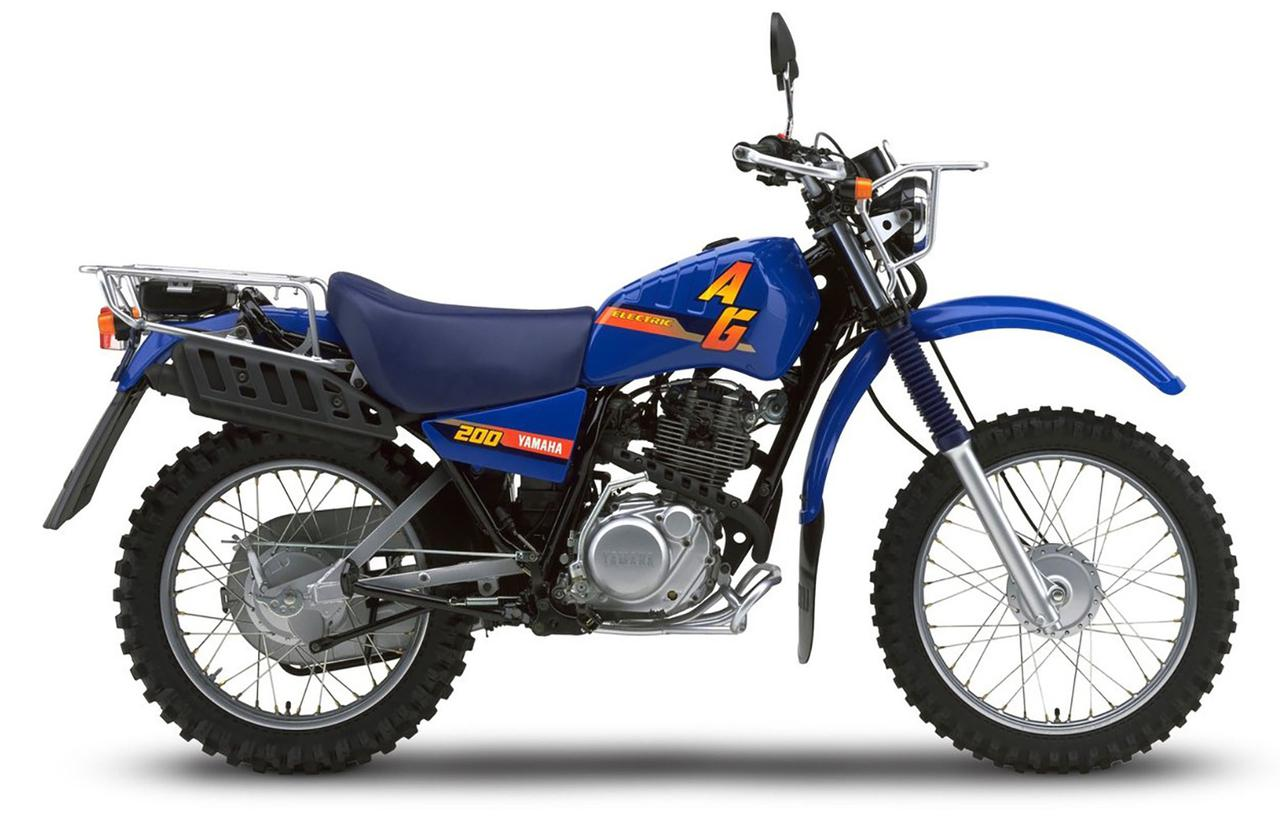 画像1: ヤマハ「AG200」(海外仕様・現行モデル)