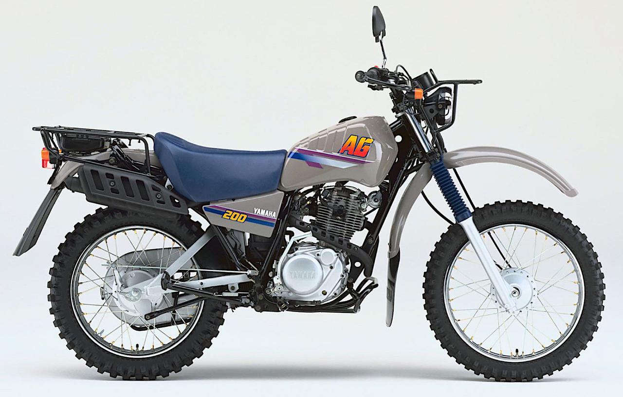 画像2: ヤマハ「AG200」(海外仕様・現行モデル)