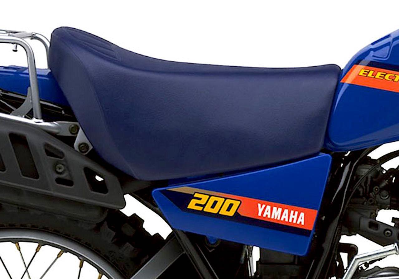 画像3: ヤマハ「AG200」の特徴