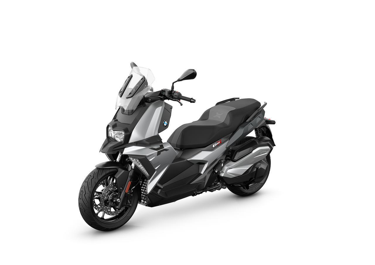 画像3: BMWが新型「C400X」「C400GT」を2021年7月16日に発売! モデルチェンジで完成度を高めた350ccスクーター