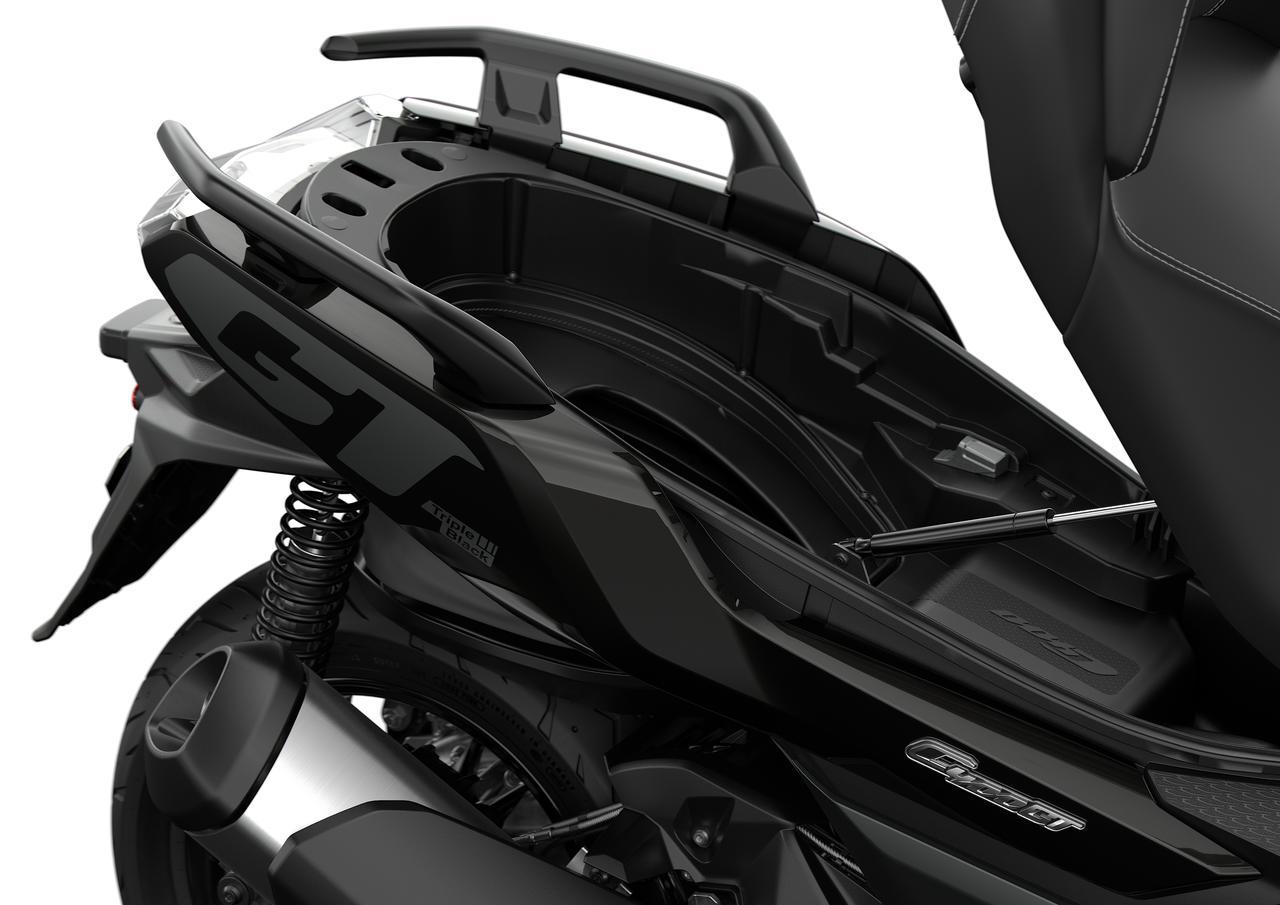 画像4: BMW新型「C400X」「C400GT」の特徴