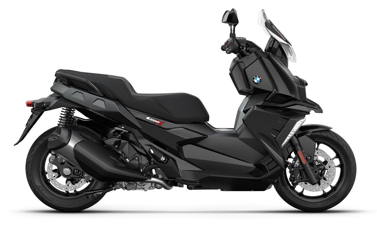 画像: BMW C400X/ブラック・ストーム・メタリック 2