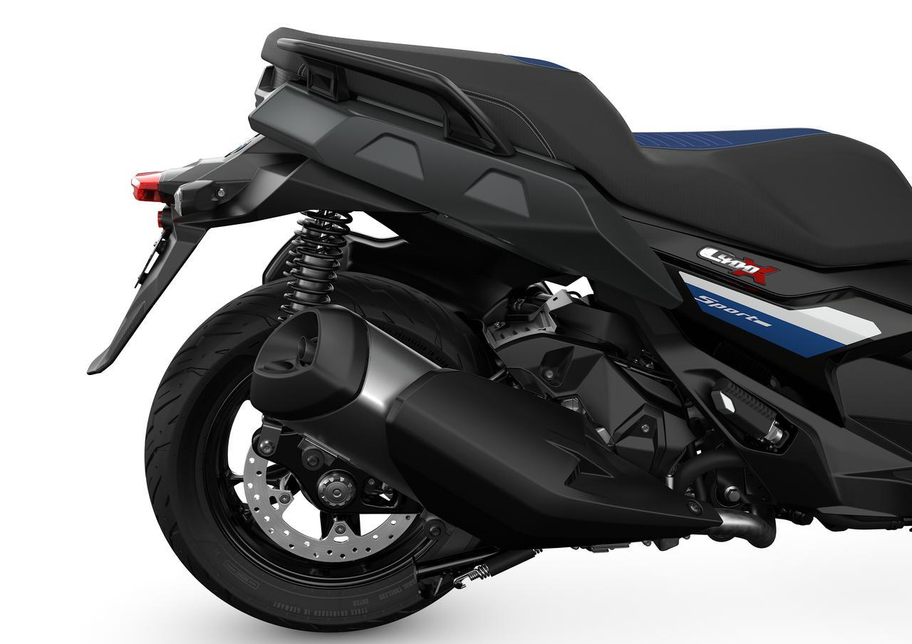 画像1: BMW新型「C400X」「C400GT」の特徴