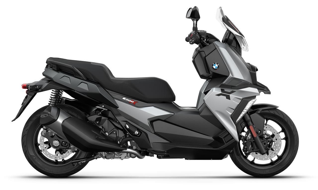 画像: BMW C400X/グラナイト・グレー・メタリック
