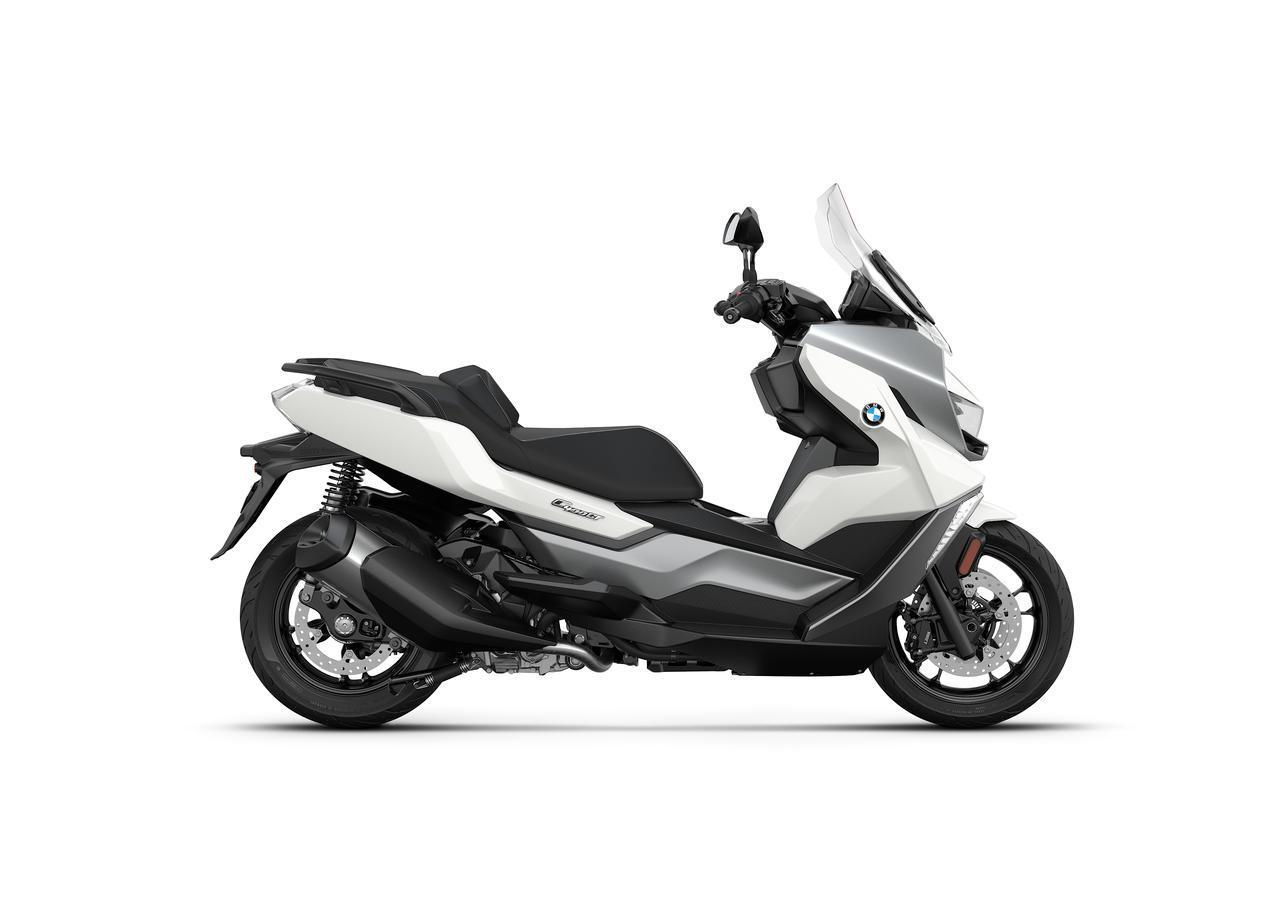 画像8: BMWが新型「C400X」「C400GT」を2021年7月16日に発売! モデルチェンジで完成度を高めた350ccスクーター
