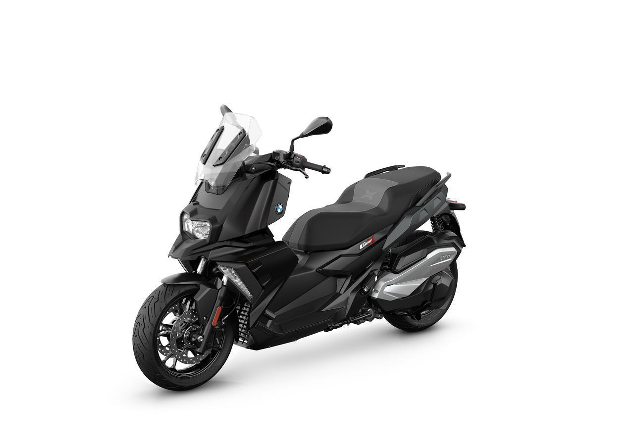 画像2: BMWが新型「C400X」「C400GT」を2021年7月16日に発売! モデルチェンジで完成度を高めた350ccスクーター