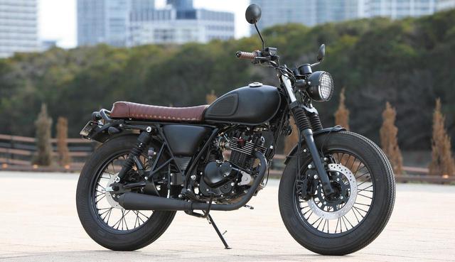 画像: 【インプレ】マットモーターサイクルズ「モングレル125」 - webオートバイ