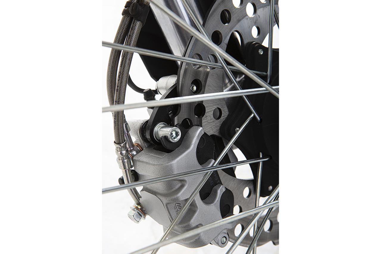 Images : 12番目の画像 - 【写真13枚】SWM「RS125R」 - webオートバイ