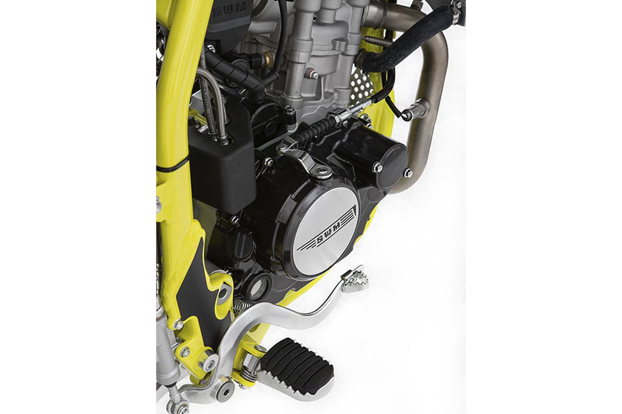 Images : 8番目の画像 - 【写真13枚】SWM「RS125R」 - webオートバイ