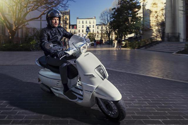 画像: プジョーモトシクルが「ジャンゴ」の2021年後期モデルを発売! 150ccモデルが復活&125ccモデルの新色が登場 - webオートバイ