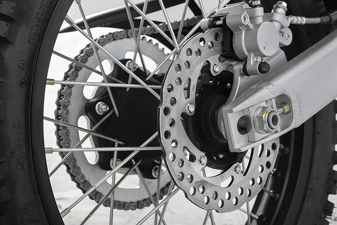 Images : 13番目の画像 - 【写真13枚】SWM「RS125R」 - webオートバイ