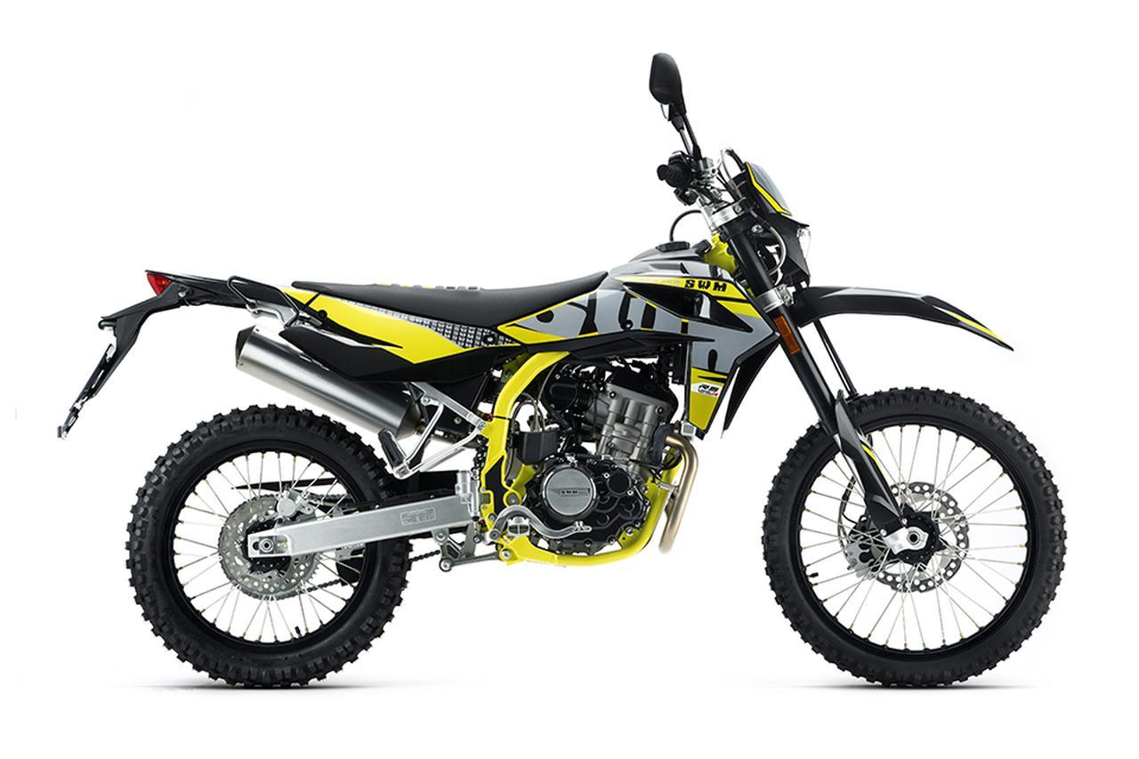 Images : 3番目の画像 - 【写真13枚】SWM「RS125R」 - webオートバイ