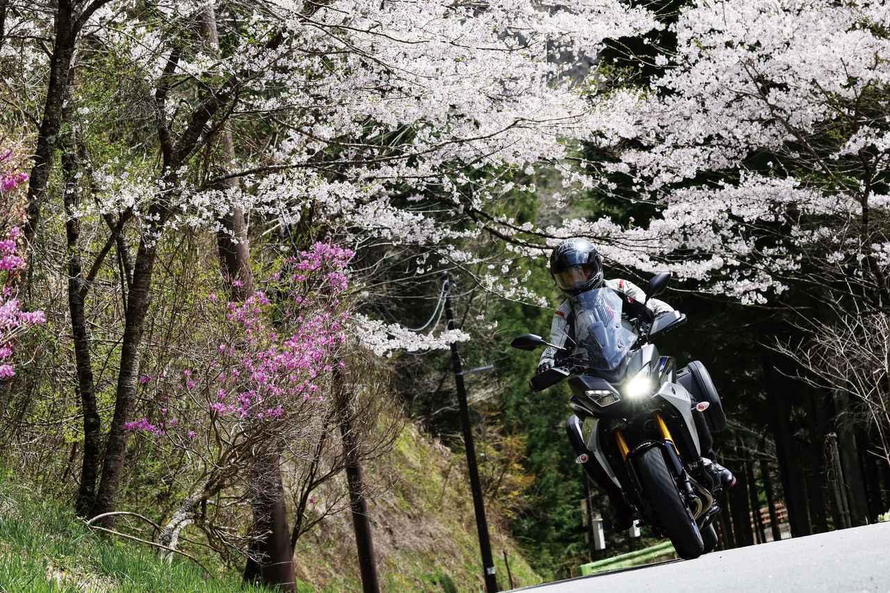 画像: 【ツーリング・インプレ】ヤマハ「トレーサー900 GT」- webオートバイ