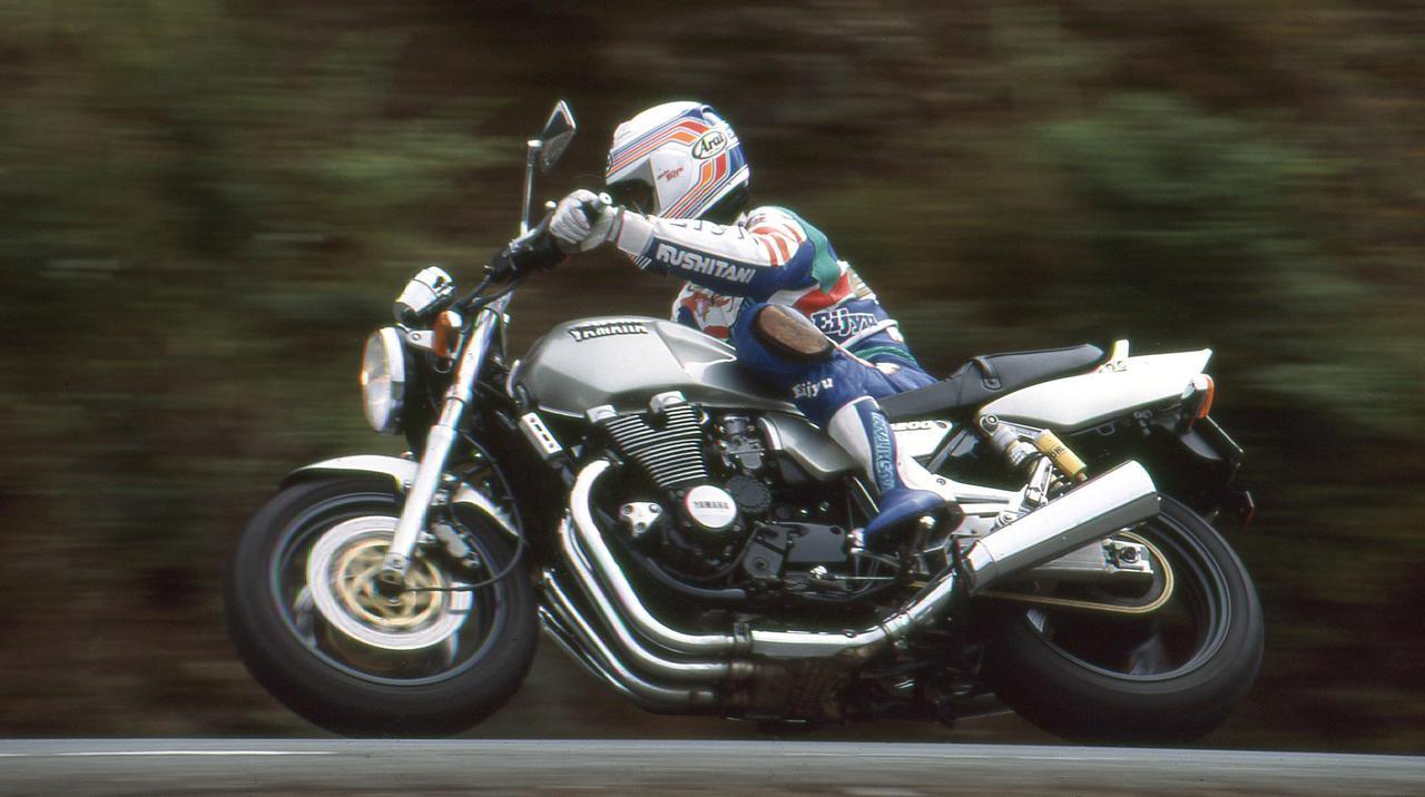Images : 1番目の画像 - 【写真7枚】ヤマハ「XJR1200」 - webオートバイ